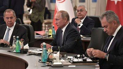 Следующий раунд астанинских консультаций по Сирии пройдет в Нур-Султане