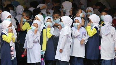 В Малайзии около полутора тысяч школ закрылись из-за смога