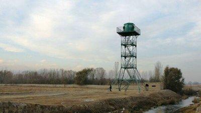 Киргизия начала расследование инцидента на границе с Таджикистаном