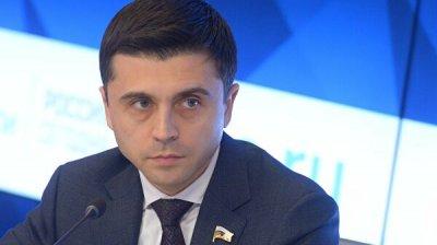 В Госдуме прокомментировали обвинения Зеленского в адрес России в ООН