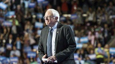 СМИ сообщили о госпитализации кандидата в президенты США Берни Сандерса