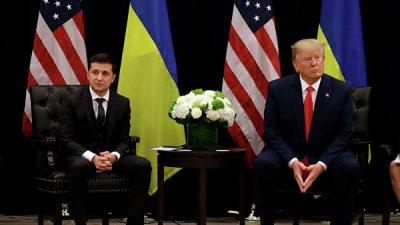 Захарова назвала скандал из-за разговора Трампа и Зеленского