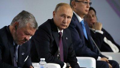 Путин подчеркнул роль России как одного из гарантов мировой безопасности