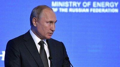 Путин поддержал участие разных стран в решении проблем Сирии