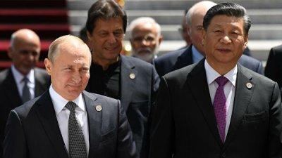 Россия и Китай активизируют работы по проекту