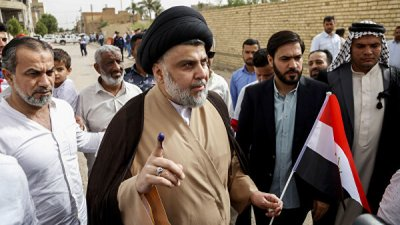 Лидер иракских шиитов призвал к отставке правительства и досрочным выборам