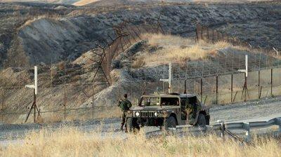 Израильская армия сообщила о пуске двух ракет из сектора Газа