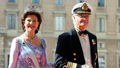 Король Швеции исключил пятерых внуков из членов королевского двора