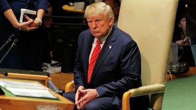 Суд в США приостановил разрешение прокуратуре требовать декларации Трампа