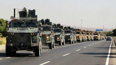 Источник сообщил о подготовке турецкой армии к переходу границы Сирии