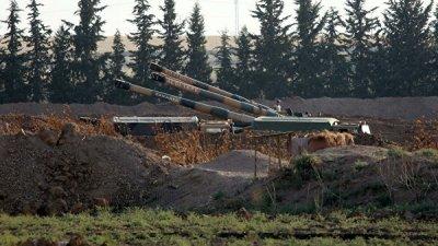 Анкара уведомила Дамаск о начале военной операции в Сирии