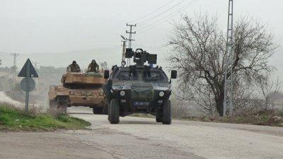Сирийские СМИ сообщили об ударе турецких ВС по дамбе в провинции Эль-Хасаке