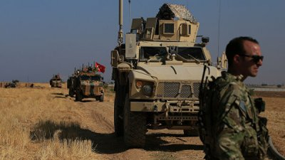Сирийские курды заявили, что США не будут защищать их в конфликте с Турцией