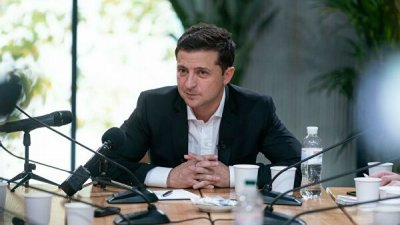 Зеленский установил рекорд по общению с журналистами