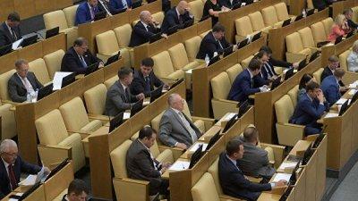 В Госдуме ждут перезагрузки в отношениях с назначением нового посла США
