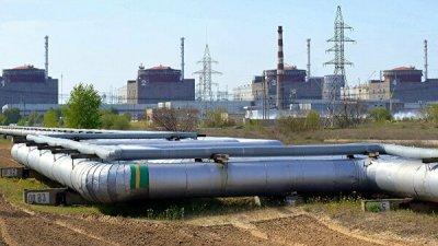 На Запорожской АЭС произошел сбой в работе первого энергоблока