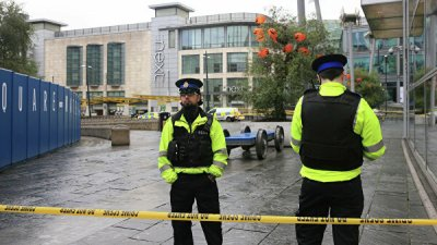 Напавшего на людей в Манчестере мужчину признали невменяемым