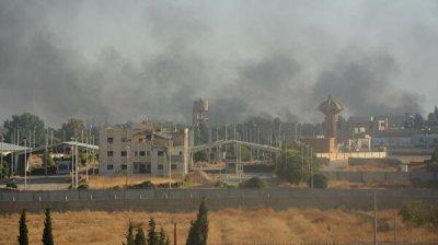 В Турции сообщили о ликвидации 459 членов РПК в ходе операции в Сирии