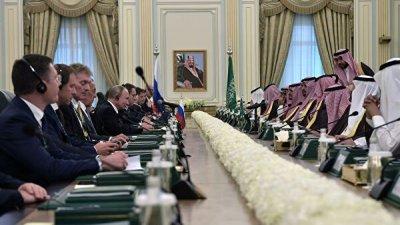 Москва и Эр-Рияд приняли меморандум об упрощении выдачи виз