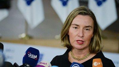Могерини: военная операция Турции создает угрозу безопасности для ЕС