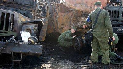 В ОБСЕ заявили о резком росте числа нарушений режима тишины в Донбассе