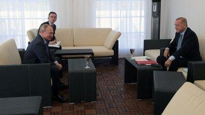 Эрдоган разъяснил Путину цели и задачи турецкой операции в Сирии