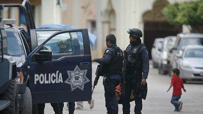 В Мексике расстреляли девять человек, связанных с местной бандой