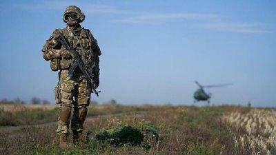 В ДНР заявили, что силовики открыли огонь по району патрулирования ОБСЕ