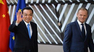 Новое руководство ЕС сохранит преемственность политики в отношении Китая