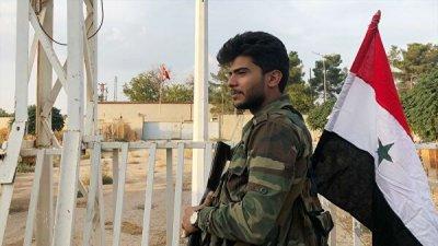 Сирийская армия достигла границы с Турцией
