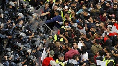 Глава Центробанка Ливана заявил об угрозе экономического коллапса в стране