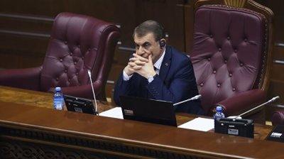 Экс-спикер парламента Армении назвал выдвинутые ему обвинения незаконными