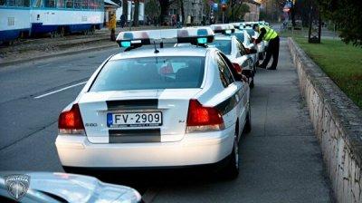 В Риге задержали мужчину, подозреваемого в стрельбе из винтовки по домам
