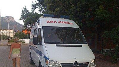 В Турции около 30 человек пострадали в ДТП с автобусом