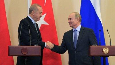 Эрдоган не исключил возможности новых переговоров с Путиным
