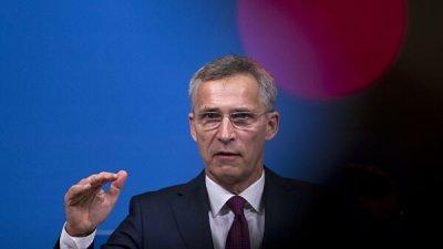 Генсек НАТО связал падение Берлинской стены с победой западных ценностей