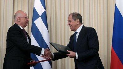 В МИД Греции заявили о начале новой главы в отношения с Россией