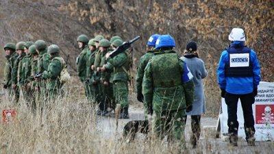 В ДНР поддержали предложение ОБСЕ о новых участках отвода сил в Донбассе