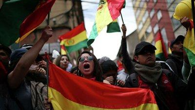Командование боливийской полиции сообщило о нормализации ситуации в стране