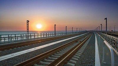 В Крыму ответили на заявление Киева о запуске поездов на полуостров