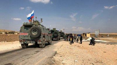 Силы безопасности Евфрата примут меры после атаки на российский патруль