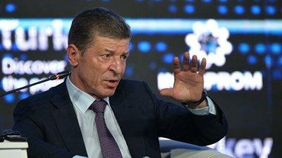 Молдавия попросила у России кредит на инфраструктурные проекты