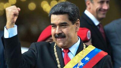 Мадуро приказал мобилизовать венесуэльскую армию