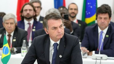 Глава Бразилии заявил, что Ди Каприо финансирует поджигателей Амазонии