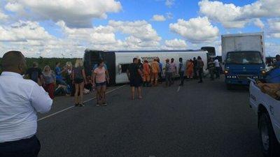 Туроператор: восемь пострадавших в Доминикане россиян вылетели домой