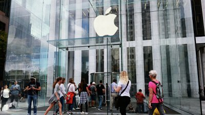 Apple анализирует политику обозначения спорных территорий из-за Крыма