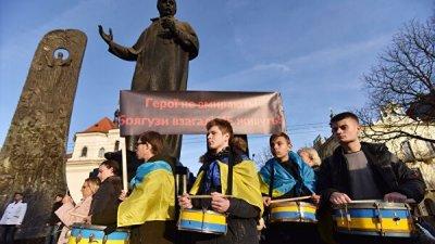 В Киеве завершилась акция оппозиции накануне