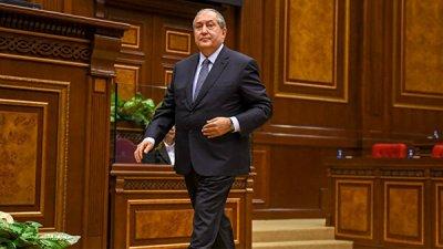Саркисян поблагодарил американский сенат за признание геноцида армян
