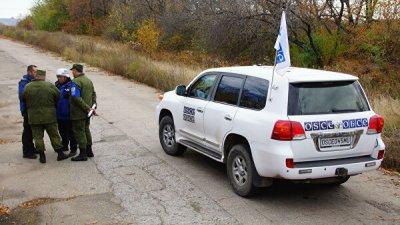 Списки на обмен пленными готовятся, заявили в группе ОБСЕ по Донбассу