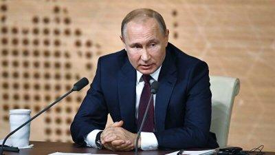 Путин заявил, что Россия не планирует создание военного союза с Китаем